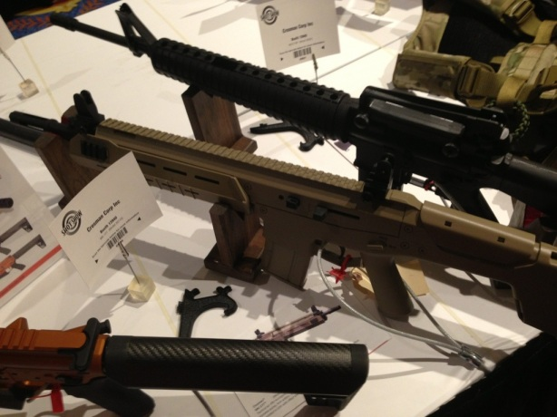 Shot Show Guns | News, Pictures and Product Reviews from the